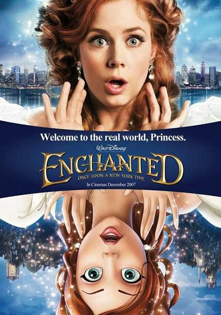 Enchanted (2007) มหัศจรรย์รักข้ามภพ