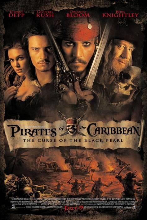 Pirates of the Caribbean 1 : The Curse of the Black Pearl (2003) คืนชีพกองทัพโจรสลัดสยองโลก