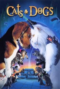 Cats & Dogs (2001) สงครามพยัคฆ์ร้ายขนปุย ภาค 1