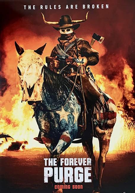 The Forever Purge (2021) คืนอำมหิต: อำมหิตไม่หยุดฆ่า