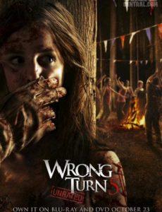 Wrong Turn 5 Bloodlines (2012) หวีดเขมือบคน ภาค 5