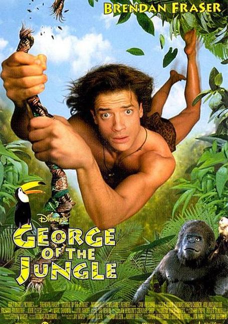 George of the Jungle (1997) จอร์จ เจ้าป่าฮาหลุดโลก