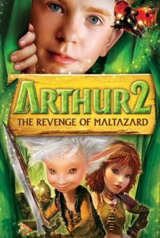 Arthur And The Revenge Of Maltazard (2009) อาเธอร์ ผจญภัยเจาะโลกมหัศจรรย์ 2