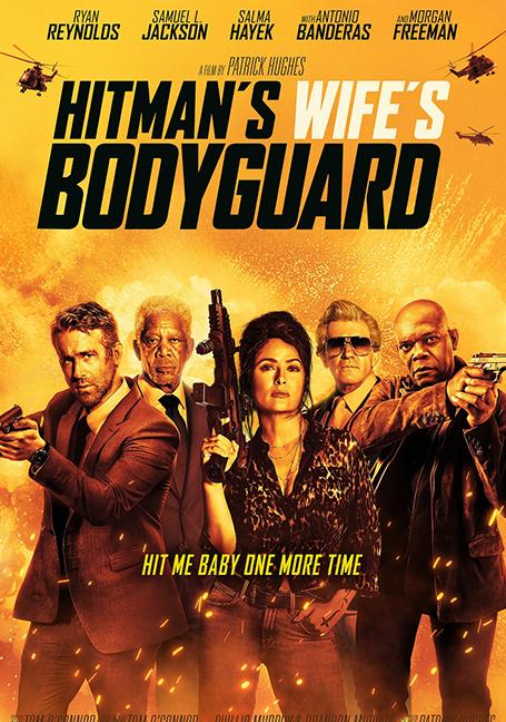 The Hitmans Wifes Bodyguard (2021)  แสบ ซ่าส์ แบบว่าบอดี้การ์ด 2