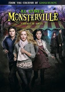 R.L. Stine s Monsterville Cabinet of Souls (2015) อาร์ แอล สไตน์ส เมือง(ซับไทย)
