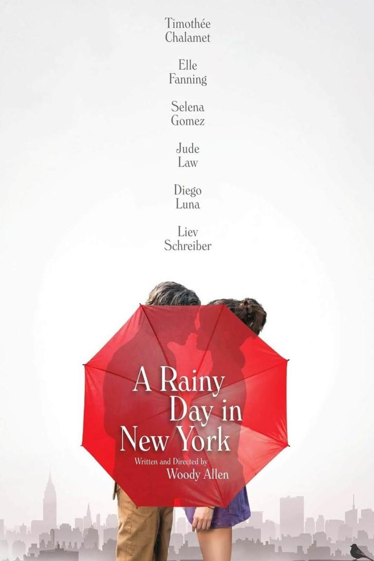 A Rainy Day in New York (2019)  วันฝนตกในนิวยอร์ค
