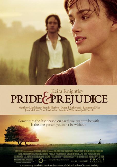 Pride & Prejudice (2005) ดอกไม้ทรนง กับชายชาติผยอง