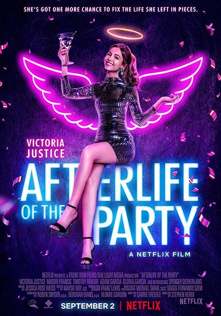 Afterlife of the Party (2021) อาฟเตอร์ไลฟ์ ออฟ เดอะ ปาร์ตี้